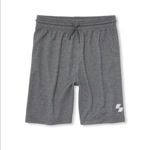 NWT PLACE Boys Sport Gray Basketball Shorts XS (4)